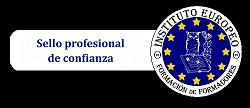 Sello Profesional de Confianza Instituto Europeo Formación de Formadores